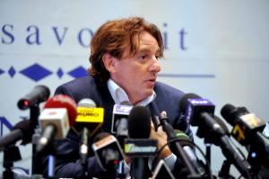 Giuseppe Signori Press Conference