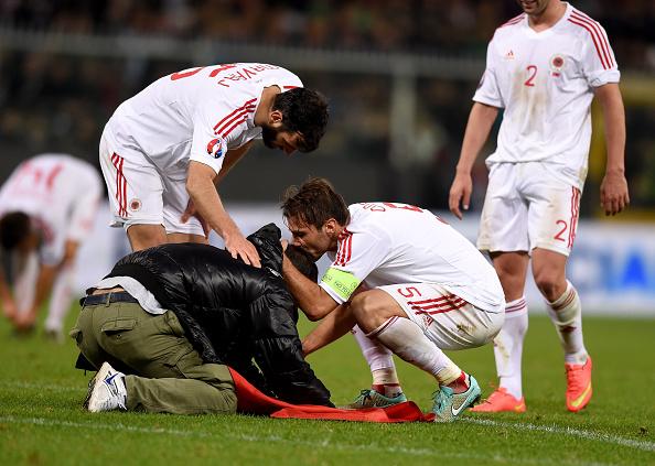 Italy v Albania - International Friendly