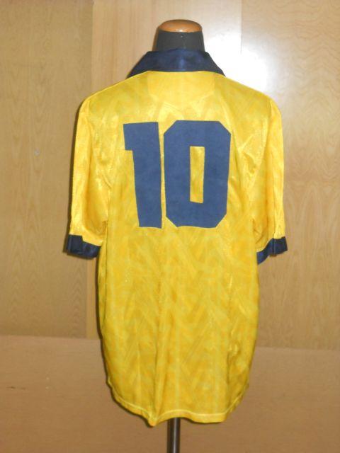 1992-93 - Campionato Serie A - Gascoigne - 10 - (Retro)