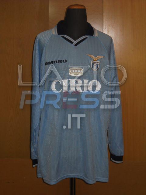 1997-98 - Coppa Uefa - Venturin - 23 - (Fronte)