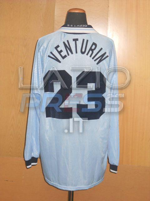 1997-98 - Coppa Uefa - Venturin - 23 - (Retro)