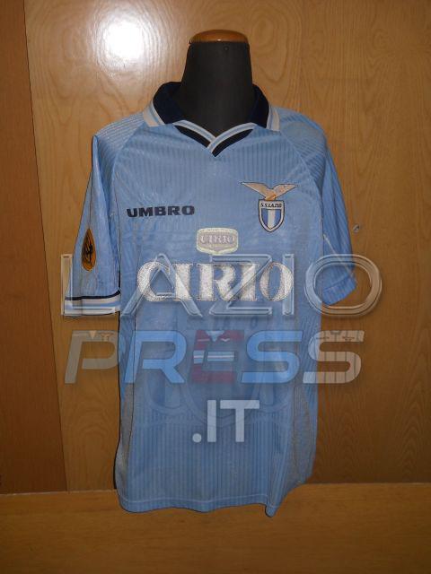 1997-98 - Finale Coppa Uefa - Jugovic - 21 - (Fronte)