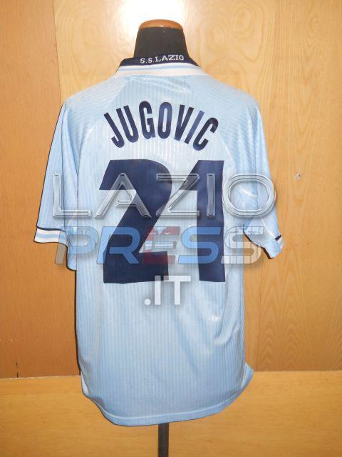 1997-98 - Finale Coppa Uefa - Jugovic - 21 - (Retro)
