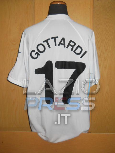2000-01 - Amichevole Mancio Day - Gottardi - 17 - Sampdoria-Lazio - (Retro)