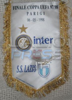 6 Maggio 1998 - Gagliardetto Finale Coppa Uefa - Inter-Lazio