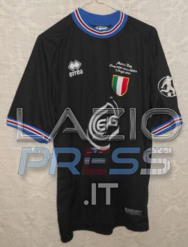 Sampdoria 2000-01 - Mancini - 10 - (Mancio Day) - (Fronte)