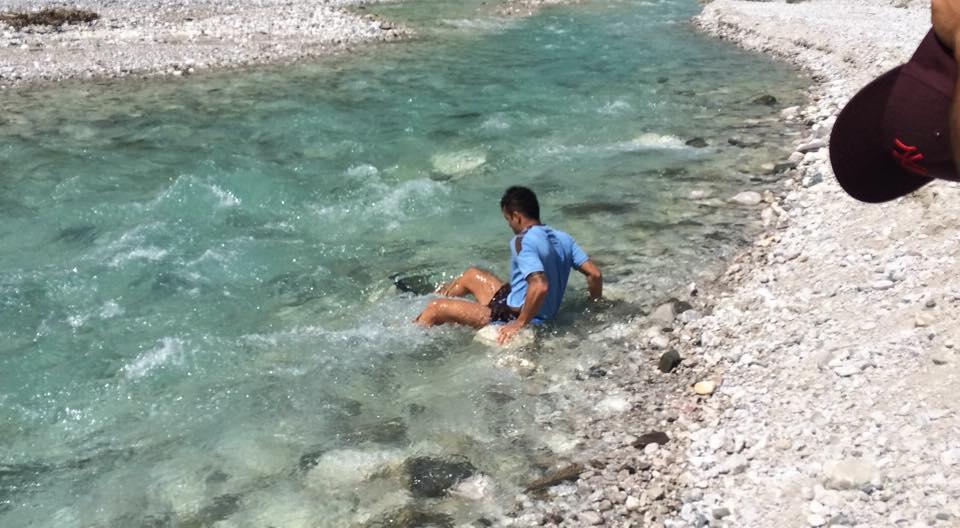 felipe anderson auronzo fiume lago