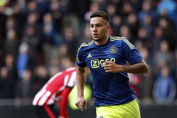 "Dutch Eredivisie - ""PSV Eindhoven v Ajax Amsterdam"""