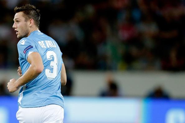 "Champions league play-offs - ""Bayer Leverkusen v Lazio Roma"""