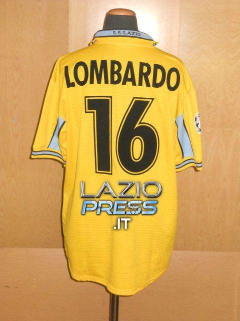 Maglia Calcio - Uefa Champions League - Lombardo - 16 - (Retro)