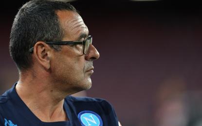 """Napoli, novità in conferenza stampa. """"Sarri parlerà solo con le testate invitate dal club"""""""