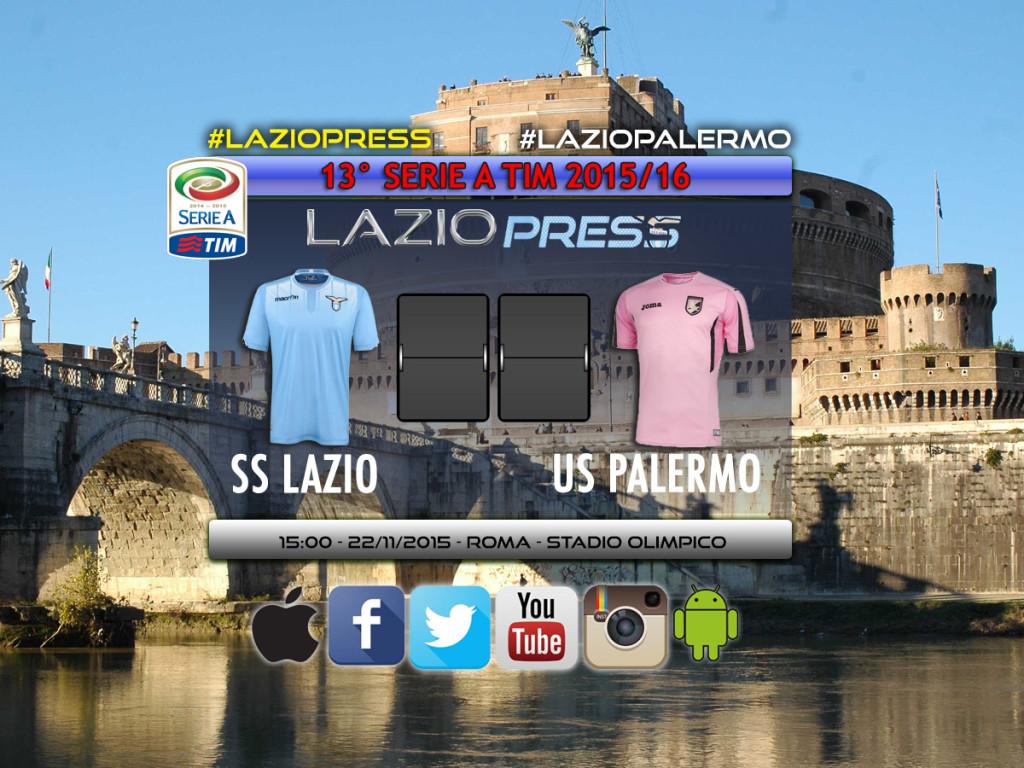 Lazio-Palermo LIVE