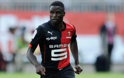 """Niente Lazio, Ntep conferma: """"Felice di restare un altro anno al Rennes"""" I FOTO"""