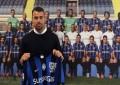 """Atalanta, Petagna: """"Contento per il gol alla Lazio"""""""
