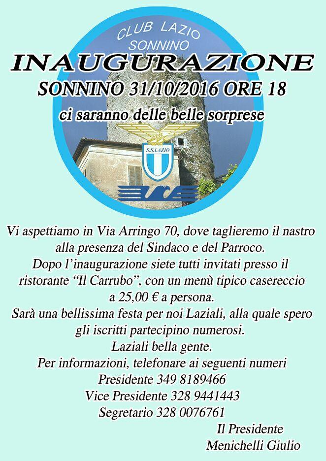 Lazio Club Sonnino