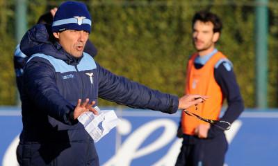 Simone Inzaghi 30-12-2016 Roma Allenamento Lazio nel Centro sportivo di Formello Amichevole Lazio Vs Capranica SS Lazio traning day @ Marco Rosi / Fotonotizia