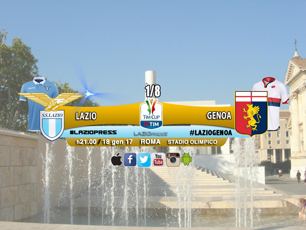 Genoa rimonta la Lazio poi sparisce