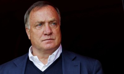 Football - Sunderland v West Ham United - Barclays Premier League - The Stadium of Light - 3/10/15 Sunderland manager Dick Advocaat before the match Action Images via Reuters / Craig Brough