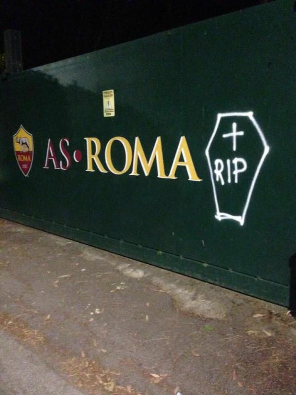 roma funerale