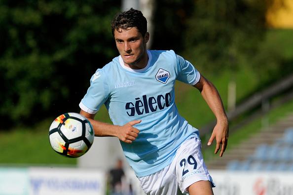 Simone Palombi 01-08-2017 Kufstein Ritiro estivo 2017-2018 SS Lazio amichevole FC Kufstein Vs SS Lazio @ Marco Rosi / Fotonotizia
