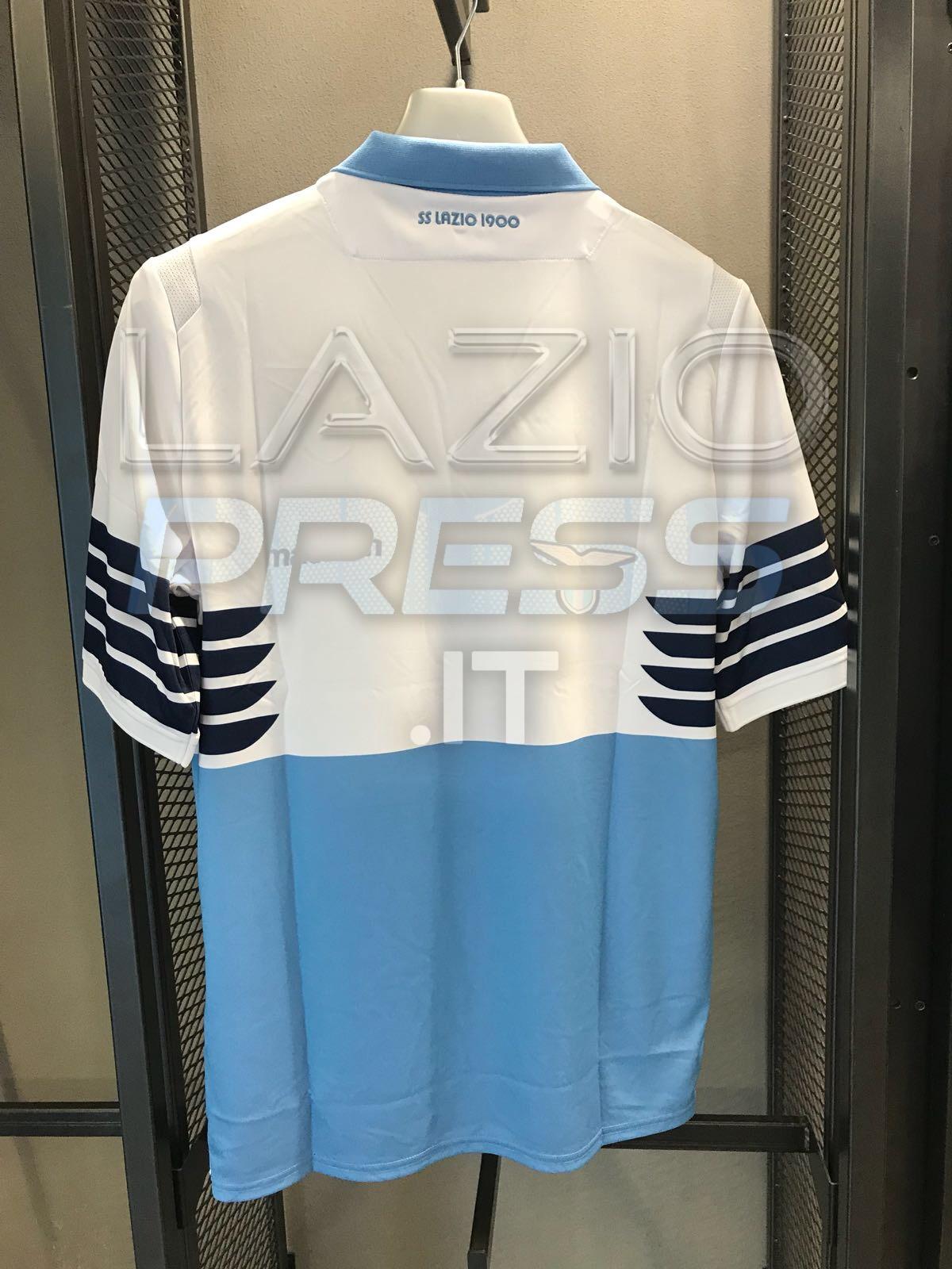 completo calcio Lazio nuova