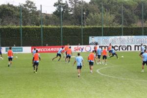 FORMELLO   Lazio-Lazio Primavera 8-1 (16′, 19′, 29′ Caicedo, 24′ Parolo, 32′ Adekanye, 35′, 39′ Correa, 45′ Leiva, 48′ D.Anderson)   VIDEO - LazioPress.it