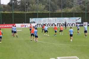 FORMELLO   Testa al Lecce prima della sosta: in campo chi non ha giocato ieri, Correa in gruppo - LazioPress.it