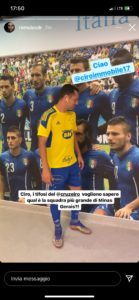 Romulo Immobile Lazio