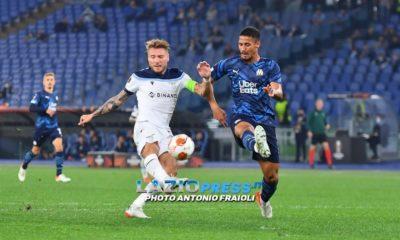 Lazio-Olympique Marsiglia Immobile