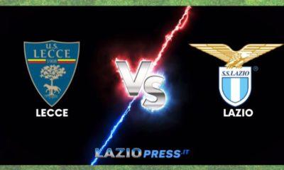 Lecce-Lazio PTC