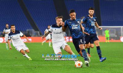 Lazio-Olympique Marsiglia Immobile Pedro